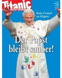 TITANIC Heft August 2012 (Papier)