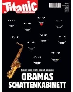 TITANIC Heft Dezember 2008 (Papier)