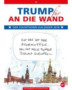 Trump Countdown-Kalender Teil 2