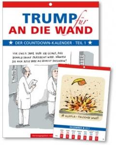 Trump Countdown-Kalender Teil 1