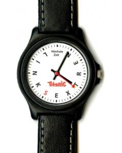 TITANIC-Uhr Edition Sexquatsch