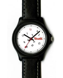 TITANIC-Uhr linksgehend CLASSIC